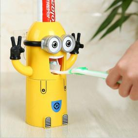 """Дозатор """"Миньон"""" для зубной пасты и щеток цена от 555 руб"""