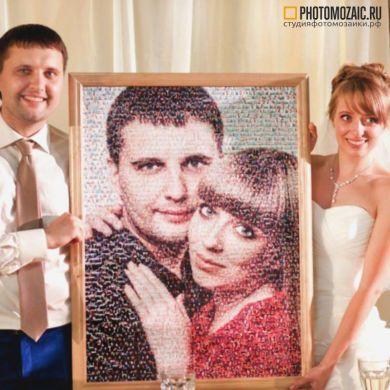 Оригинальный подарок на свадьбу молодоженам от друзей
