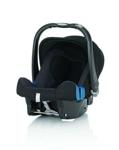 Автокресло Baby-Safe plus SHR II black thunder Romer (Ромер) купить