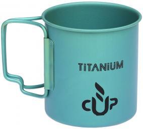 """Кружка из титана со складными ручками """"Titanium"""" цена от 1 043 руб"""