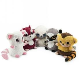 Игрушки-грелки Юху и его друзья цена от 2 390 руб
