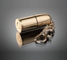 Флешка «Пуля револьверная», 4 Гб, 8 Гб цена от 739 руб