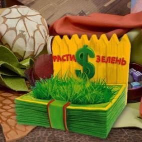 """Растущая травка """"Расти, зелень"""" цена от 440 руб"""
