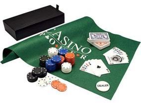 """Набор для игры в покер и блэк джек """"Белладжио"""" цена от 1 480 руб"""