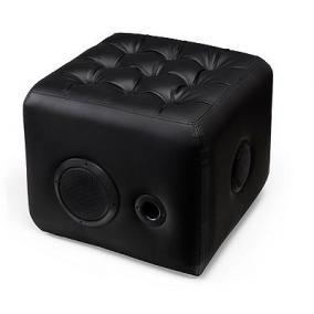 Пуф-колонка Музыкальный Куб цена от 4 990 руб