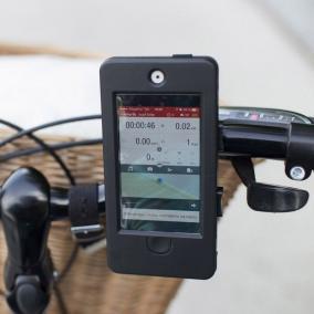 Велосипедный держатель для iPhone 5 (защита от воды) цена от 1 200 руб